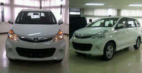 Details All New Toyota Avanza