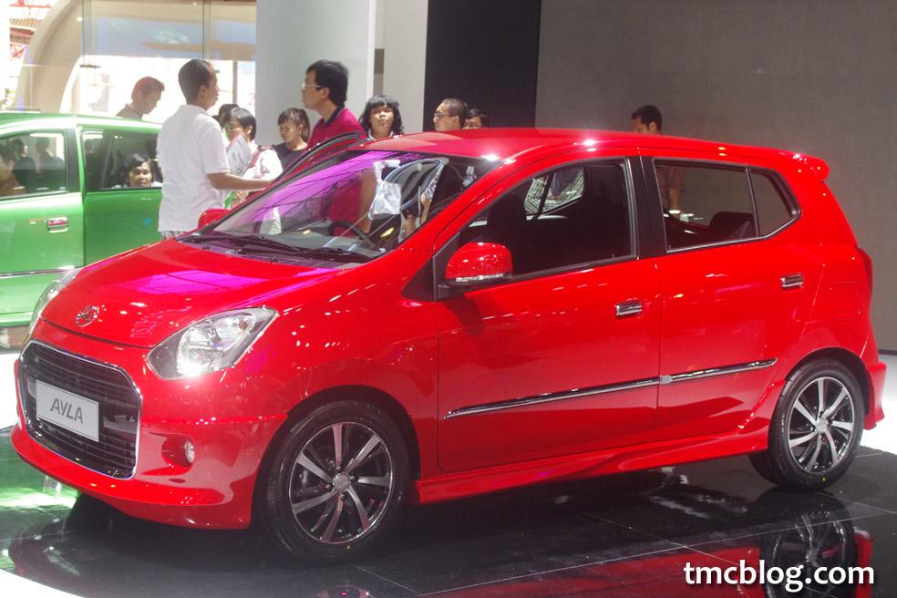 Mobil Daihatsu Ayla