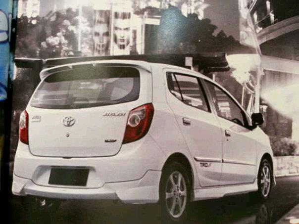 Ini kah Mobil Murah Toyota Agya – Daihatsu Alya ?