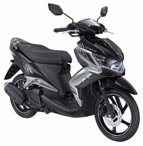 New GT125 Eagle Eye Elegant Black
