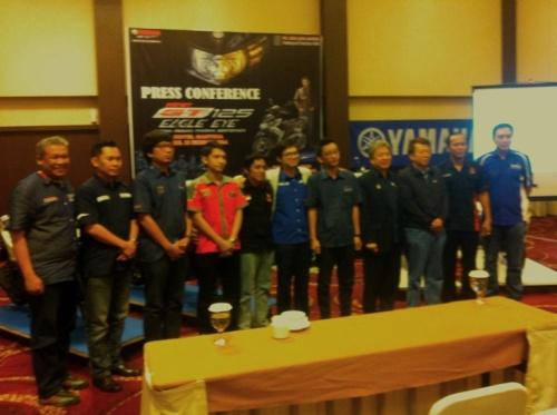 Peresmian YRFI Sulawesi Tengah