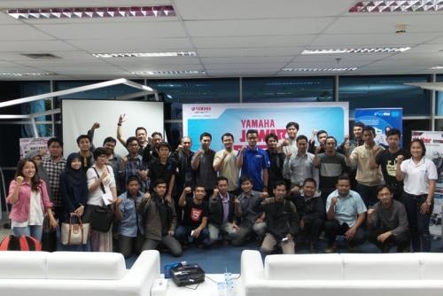Yamaha Jawara Netpreneur3